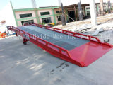 Hot Sale Yard Ramp (Mobile dock ramp) Moveable Style with 6ton Dynamic Capacity