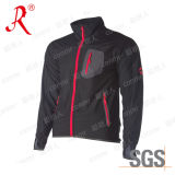 Top Quality Tech Outdoor Soft Shell Jacket (QF-442)
