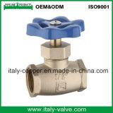ISO9001 Certified Brass Globe Valve (AV4004)