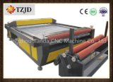 Chinese Manufacturer Auto Feed Fabric Laser Cutting Machine