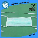 3-Ply FDA 510k Disposable PP Medical Surgical Face Mask