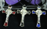 Peace Dove in Cross Pendant Nativity Set (MX062)