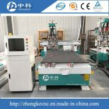 Auto Shifting Three Heads Wood Cutting Machine for Cabinets