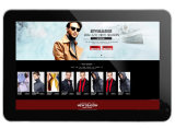 27-Inch Ditigal LCD Panel Video Media Player, Advertising Player, Digital Signage Display