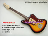 Sunburst Color/ Basswood Body/ Maple Neck / Rosewood Fingerboard Electric Guitar of Afanti Music (AJA-171)