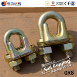 Adjustable Wire Rope Clips Malleable Iron Type a