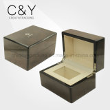 Luxury Burl Wood Gift Packaging Box for Watch