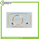 Cmyk Printed Dual Frequency RFID Combo NFC PVC Cards