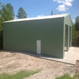 Prefabricated Steel Structure Hangar Storage Warehouse