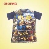 Lowest Price&High Quality T-Shirt, Custom Sublimation Printing T-Shirt