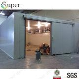Walkin Building Cold Storage Room with Slider Door for Meat