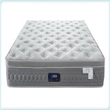Memory Foam Mattress Topper with Quilting Removable Cover