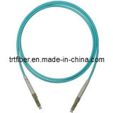LC/UPC-LC/UPC OM3 SX Fiber Optic Patch Cord