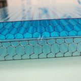 Honeycomb Polycarbonate Sheet Multi-Wall Cellular PC Hollow Sheet