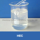 Water-Soluble Cellulose Ethers HEC Aqueous Coating Compositions as Thickeners and Protective Colloids