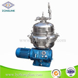 Automatic Discharge Two-Phase Disc Centrifuge Separator for Algae