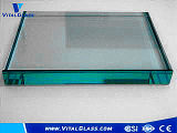 3-19mm Tempered Grade Clear Float Glass