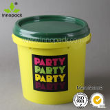 5L Plastic Party Candy Pail