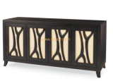 (CL-7712) Luxury Hotel Restaurant Villa Lobby Furniture Wooden Console Table