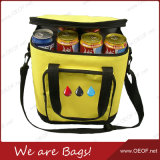 Wine Polyester 600d/PVC Promotional Bag