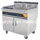 Electric Automatic Fryer for Frying Food (GZL-96V) (GRT-E96V)