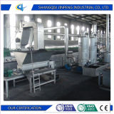 Automatic Large Capacity Continuous Waste Tyre/Rubber Pyrolysis Plant