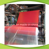 3mm Thickness Red SBR Rubber Sheet for Flooring