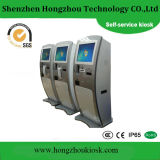 Multimedia Cash Payment Kiosk Touch Screen Self Payment