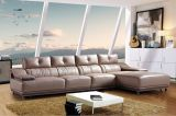 Living Room Genuine Leather Sofa A802