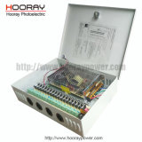 18CH 240W 12V DC 20AMP 18 Channel Output CCTV Box Power Supply