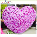 Heart Shape Flower Ball for Wedding Decorative