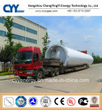 Industrial Used Liquid Nitrogen Oxygen Argon Carbon Dioxide Storage Tank with Different Capacities
