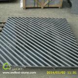 China G511 Mongolia Black Granite Tile for Floor and Wall