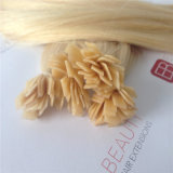 Intact Cuticle Flat Tip Human Hair Extensions