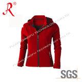Women′s New Design Soft Shell&Fleece Jacket (QF-413)