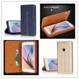 Hot Selling Leather Case for Samsung Galaxy S6 Cover