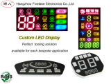 Custom 7 Segment Graphic LED Display for Electrical Appliance (KT277)