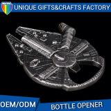 Star War Shape Custom Logo Metal Bottle Opener with Embossed Casting