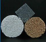 Ceramic Foam Filter for Metal Foundry (SiC Alumina Zirconia Magnesia)