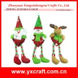 Christmas Decoration (ZY14Y326-1-2-3) Christmas Wholesale Craft Supplies
