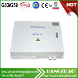 10 in to 2 Output 1000V DC Combiner Box