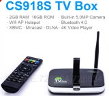 CS918S 4K 2K Quad Core Android 4 2 2 Smart TV