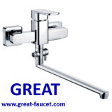 Wall-Mounted Kitchen Sink Faucet (GL6006A60)