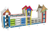 Wooden Cabinet for Children From Guangzhou Manufacturer