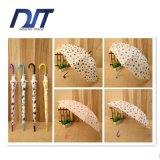 Korea Style Transparent Umbrella Eco-Friendly DOT Umbrella Creative Umbrella