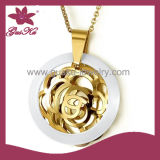 Fashion Meaningful Pendant Necklace (2015 Cmpn-003)