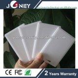 125kHz Em or 13.56MHz, 860-960MHz Plastic Door Access Control Blank RFID Card