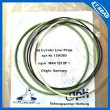 Dph Nr. 1256360 Man 125sp1 Set Cylinder Liner Rings