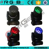 12X10W CREE LED Beam Moving Head Wash Stage Light