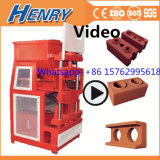 Hr2-10 Automatic Hydraulic Clay Soil Earth Interlocking Lego Brick Making Machine, Compressed Block Making Machine in Kenya, India